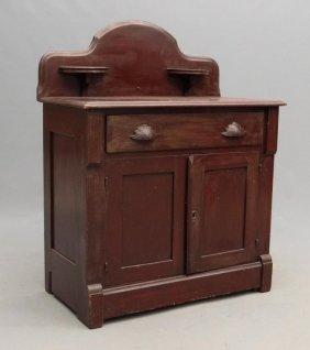 Victorian Washstand