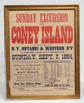 Coney Island Broadside