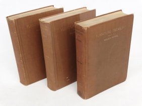 "Wallace Nutting's ""furniture Treasury"" Books"