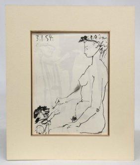 Pablo Picasso (spain/france 1881-1973)