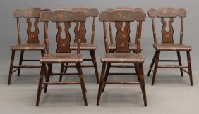 Set Of 6 Pennsylvania Chairs