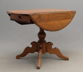 Victorian Dropleaf Table