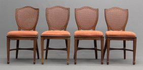 Set Of Continental Chairs