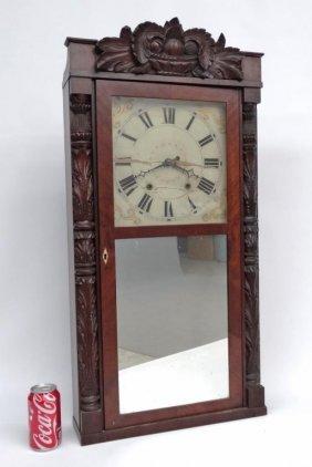 19th C. Eli Terry Clock