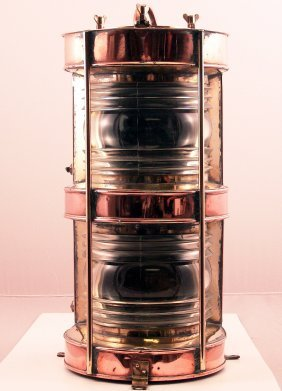 Ship's Masthead Lantern.