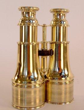Early Brass Binoculars