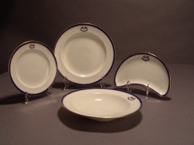 4 Piece Flagship Corsair Place Setting