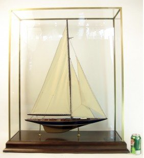 "Yacht ""Endeavour"""