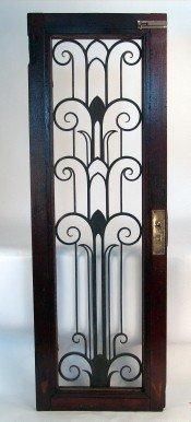 RMS Aquitania Door