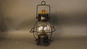 19th Century Onion Lamp