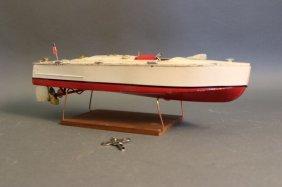 Lionel Craft Speedboat Model