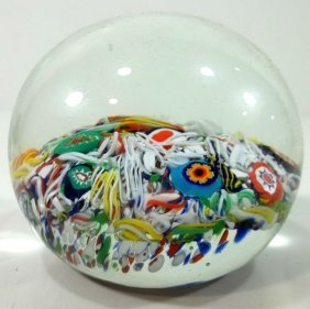 Paperweight -Gentile Glass W.VA.