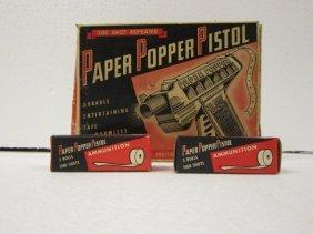 Meldon Paper Popper Pistol