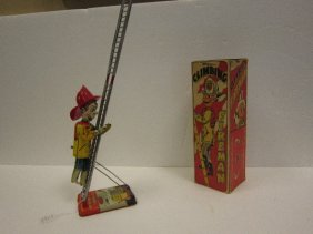 Marx Climbing Fireman