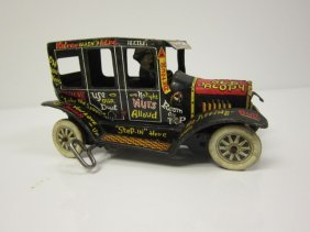 Marx Old Jalopy Tin Wind-up