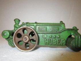 Hubley? Huber Cast Road Roller