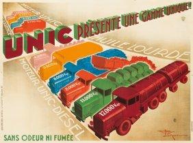 Unic. 1933