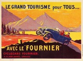 Le �Fournier.� Ca. 1919