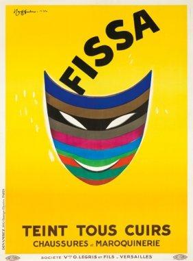 Fissa / Teint Tous Cuirs. 1932