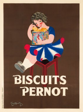 Biscuits Pernot. 1939
