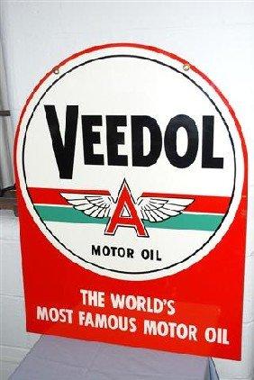 """Veedol Motor Oil """"The World's Most Famous Motor Oil"""