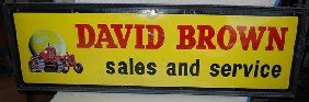 David Brown (tractor) Sales And Service With Crawle