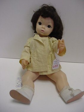 Terri Lee Child Hard Plastic Doll: