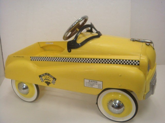 Gearbox Pedal Car Company Taxi