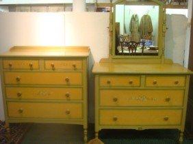 STICKLEY BROS Quaint American Furniture Dressers