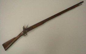 : BARNETT LONDON Flintlock Indian Trade Gun/Musket