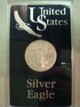 2003 AMERICAN SILVER EAGLE Bullion Coin: