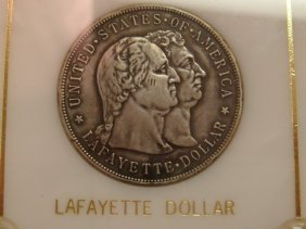 1900 Lafayette Commemorative Silver Dollar: