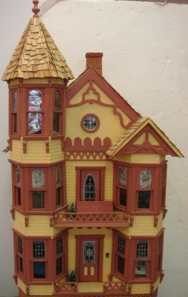 Duracraft San Franciscan Doll House Lot 111