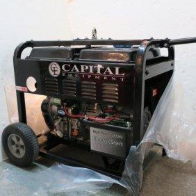 Capital Model Cg7500d 6800w Diesel Generator: