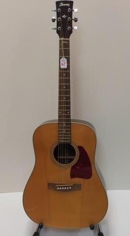 Ibanez Artwood Acoustic Guitar: