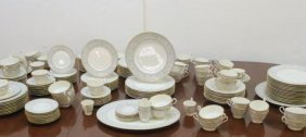 Large Set Franciscan Renaissance China, 157 Pieces: