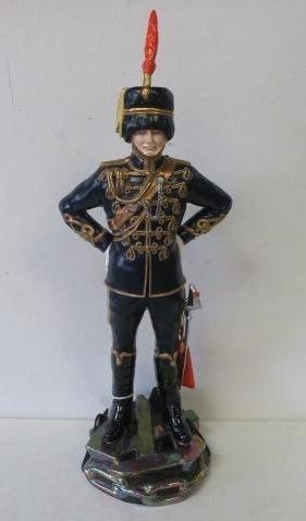 "Michael Sutty ""winston S. Churchill"" Figurine:"