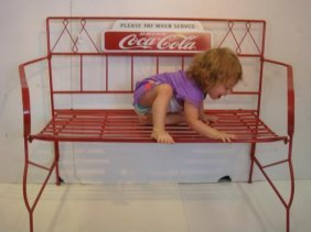 Drink Coca-cola Bench: