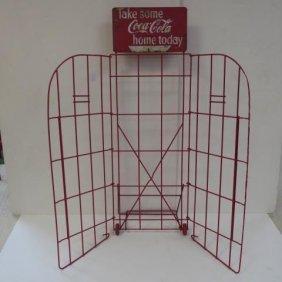 Take Some Coca-cola Home Today Cart:
