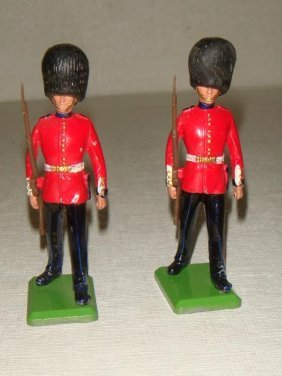 Two Britains Ltd, English Guards Man, Ca 1980:
