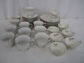 F3-14  LOT OF 38PCS OF ASSORTED CHINA