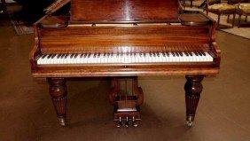 E29-1   1906 CHICKERING BABY GRAND PIANO
