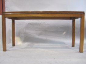 H38-8  ANTIQUE HARDWOOD CONSOLE TABLE