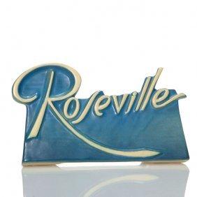 """Roseville Larger Dealer Advertising 4 1/2"""" X 8"""""""