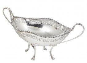 An Edwardian Silver Bowl, Atkin Brothers, Sheffield,