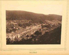 """Wildbad"" After Print From Court Photographer Schm"