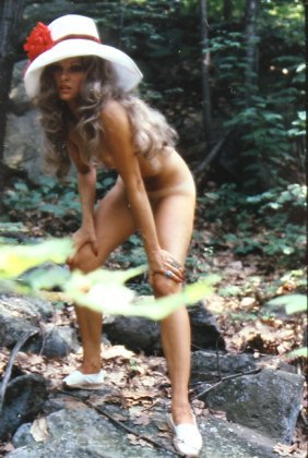 Patricia Barrett 1973 35mm By Bob Guccione