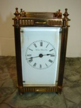 Carriage Clock Boston Clock Co.