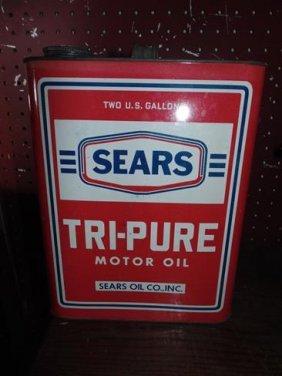 Tri Pure Motor Oil