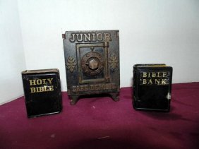 Still Bank Safe & Bible Bank